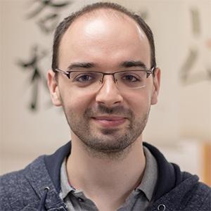 développeur python Bastien Teissier