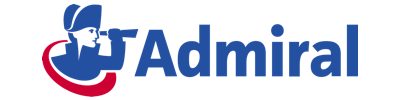 Logo Admiral 400x100