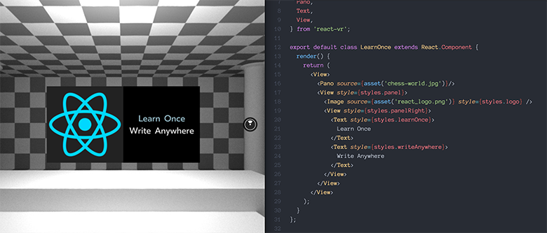 React Learn once write everywhere.png