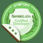 symfony developpeur certifié