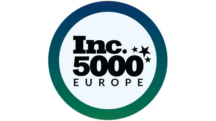 classement Inc 5000 Europe Theodo